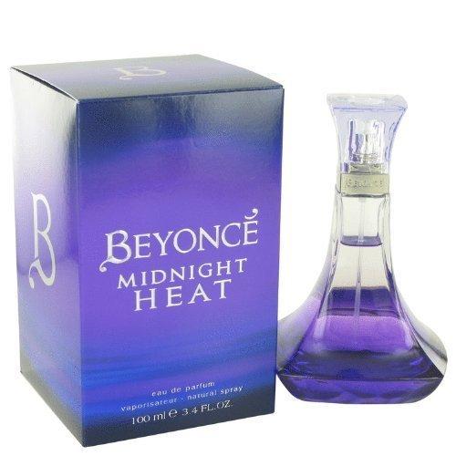 Beyonce Midnight Heat Eau de Parfum, 3.3 Fluid Ounce by Beyonce (English Manual)