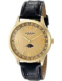 Akribos AK637YG - Reloj para hombres