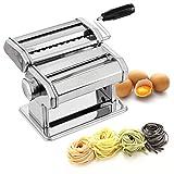 PAGILO Nudelmaschine mit 9 Stufen für Spaghetti