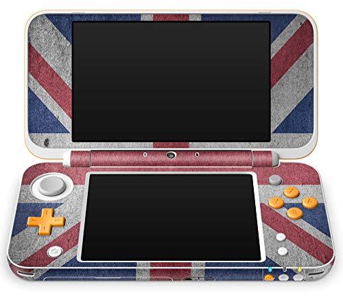 Skins4u Nintendo NEW 2DS XL Skin Aufkleber Design Schutzfolie UK Union Jack