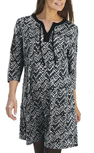 Ladies Petrol, Wine Grey Long Stretchy Tunic Top Dress UK Size 8-34 (eu34-60)