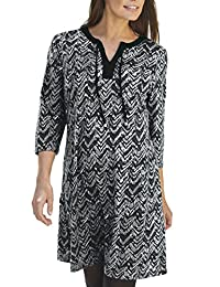 Ladies Petrol, Wine Or Grey Long Stretchy Tunic Top Or Dress UK Size 8-34 (eu34-60)
