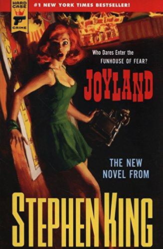 STEPHEN KING JOYLAND MMPB (Hard Case Crime)
