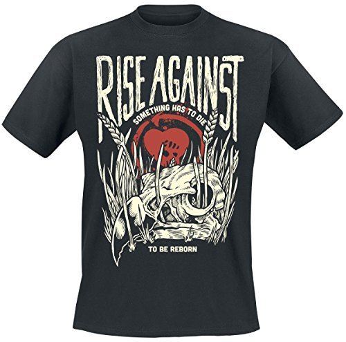 Rise Against Vulture T-Shirt nero M