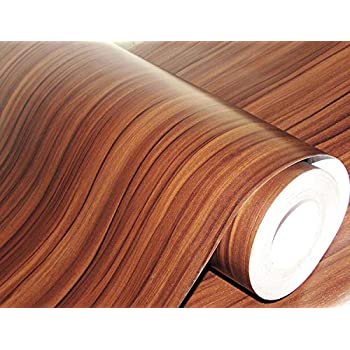 Buy Fusion Graphix Self Adhesive Wood Grain Wallpaper Waterproof Old