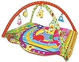 Lian LifeStyle 9133 Super Deluxe Baby Gymnastikteppich, Spielmatte, Spielmatte, Bauch-Spielmatte,...