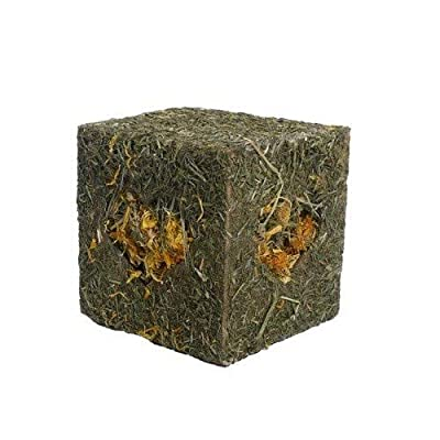 Rosewood Naturals I Love Hay Cube by Rosewood