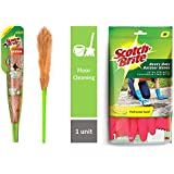 Scotch-Brite Fibre Broom (Green)