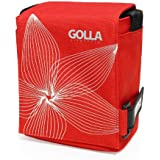 Golla Sky Sac pour Appareil Photo Taille S Rouge