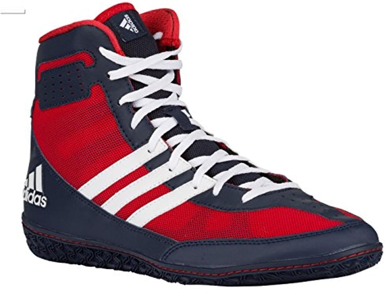 Mat guidata Adidas Adidas Adidas Wrestling Scarpe Navy   bianco   rosso Dimensioni 11.5 | Raccomandazione popolare  1fc255