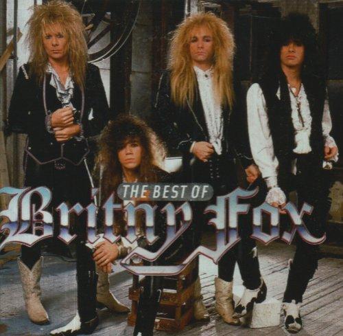 Best of Britny Fox by Britny Fox (2008-02-01)