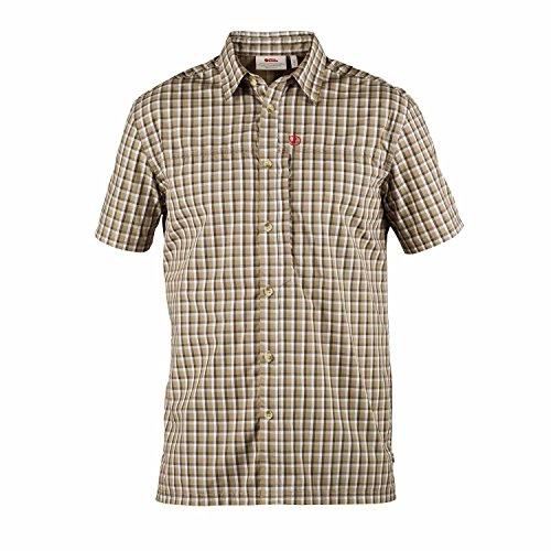 Fjällräven Herren Svante Shirt Ss Comfort Hemden & T-Shirts Sand