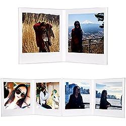 "CAIUL ""V"" Cadre Photo Set For Fujifilm Instax Square SQ10 Film, 3pcs"