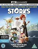 Storks [4k Ultra HD + Blu-ray + Digital Download] [2016]