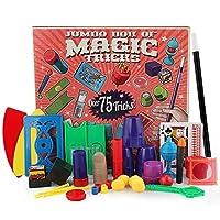 Starter Magic Tricks Set, 17 Pcs Exciting Magic Kit Gift Set&Party Entertainment
