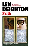 Front cover for the book Faith by Len Deighton