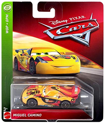 Disney / Pixar CARS 2 Movie 155 Die Cast Car #23 Miguel Camino by Mattel