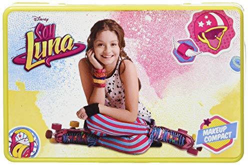 DISNEY Princess Soy Luna Palette de Maquillage pour Yeux/Lèvres