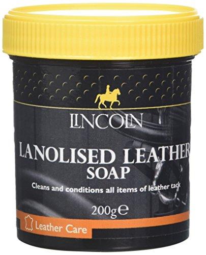 Lincoln Lanolised Cuero jabón