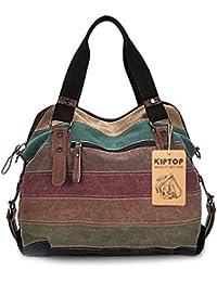 KIPTOP, Bolso de hombro para mujer, multicolor