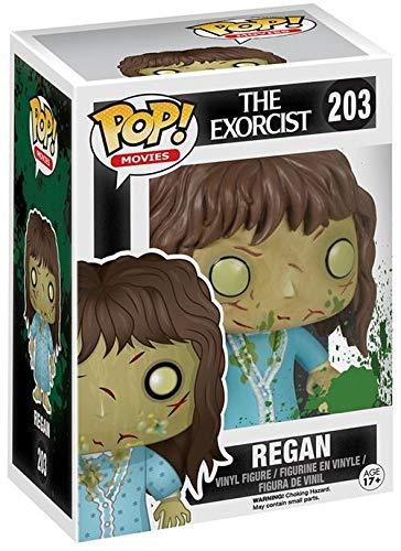 El Exorcista Regan Vinilo gráfico 203Figura de coleccionista