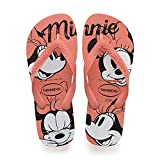 Havaianas Top Disney, Infradito Unisex Adulto, Multicolore (Orange Cyber 6678), 37/38 EU