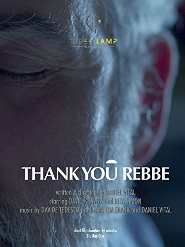 Thank You Rebbe Cover