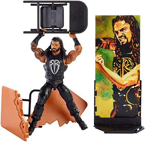 WWE Figura Elite Wrestlemania Roman Reigns (Mattel FMG40)