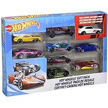 Mattel Hot Wheels X6999 Car model 1:64 modelo de juguete - modelos de juguetes (Car model, 1:64, Multicolor, 3 año(s), 27,9 mm, 3,81 mm)