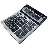 HIHUHEN Finanziarie Calcolatrice, Funzione Standard Tavolo Calcolatrice (1 x Calculator)