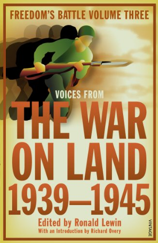 The War on Land: 1939-45 (Freedoms Battle Trilogy 3) (C Pass Eagle)