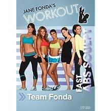 Jane Fonda's Workout: Fast Abs Sculpt with Team Fonda by Katrina Hodgson