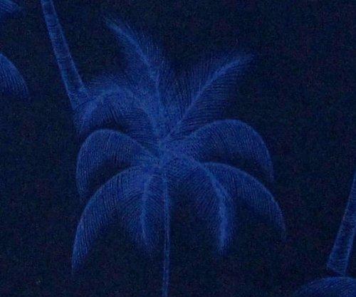 Chemise Hawaienne Surfin' Time désigné original a Hawaii taille 3XL - S Bleu