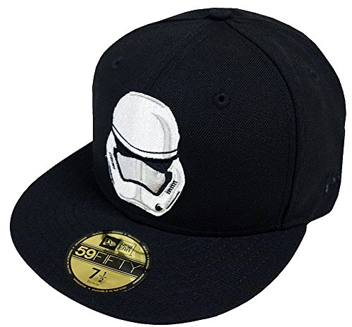 New Era Star Wars 59Fifty Cap Star Wars New Schwarz, Size:7 1/8