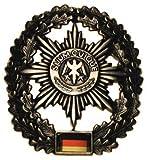 Abzeichen BW Barett Feldjäger, Metal