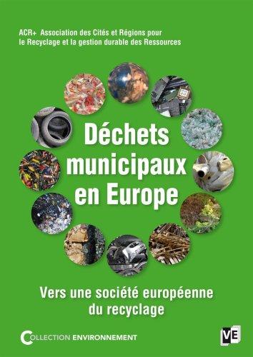 Les déchets municipaux en Europe