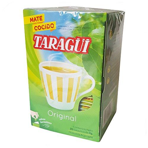Yerba Mate Bustine di Tè Taragui x 20