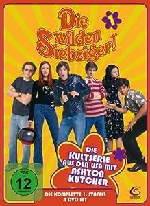 Die wilden Siebziger! - Die komplette 1. Staffel (4 DVDs - Amaray)