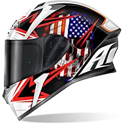 Casco de moto Airoh integral Valor Sam L