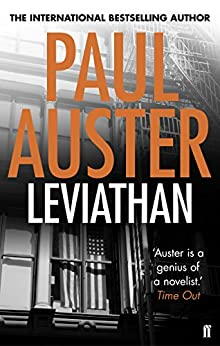 Leviathan by [Auster, Paul]