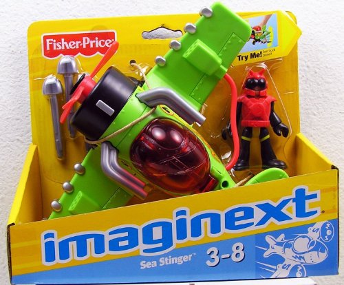 Imaginext - Juguete (Fisher Price)