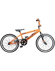 "20 'BMX Rooster Big Daddy Spoked Special Edition Rotor Pegs 20 ""Tube supérieur"