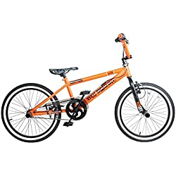 Rooster Big Daddy Spoked Special Edition - Bicicleta, 20 Pulgadas, naranja/negro