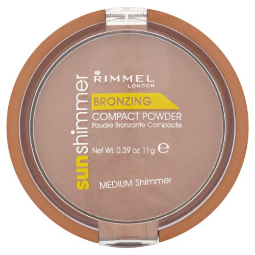 Sunshimmer Compact Powder, Medium Shimmer