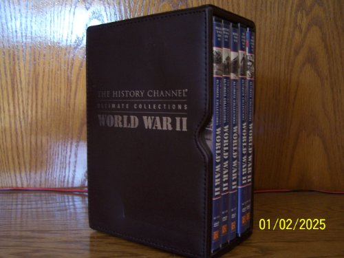 The History Channel Ultimate Collection World War II (Channel-dvd History)