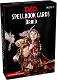 Dungeons & DragonsSpellbook Cards Druid: Level 1-9