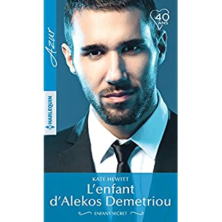 L'enfant d'Alekos Demetriou (Azur) (French Edition)