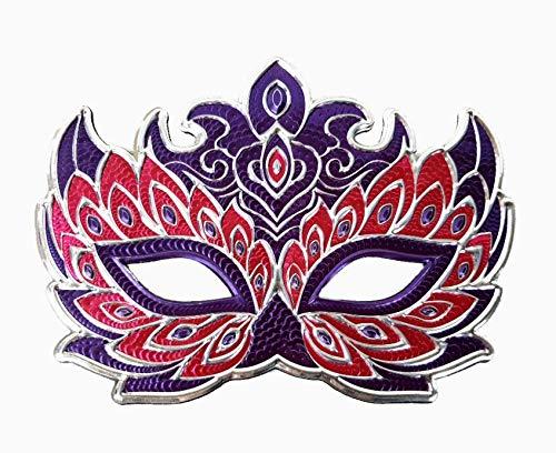 store 3D Foam-Maske,Partymaske Augenmaske Halbmaske Gesichtsmaske Ballmaske Karneval Party Halloween
