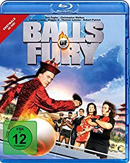 Balls Of Fury [Blu-ray]