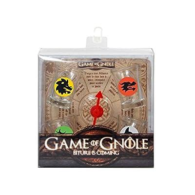 Jeu à Boire Adultes Game of Gnole 17c17cm-Autre